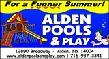 Alden Pools and Play
