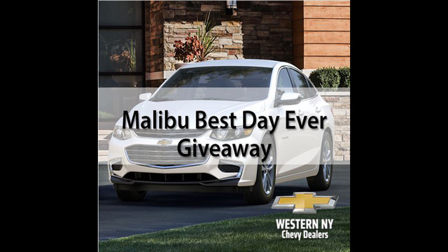 Malibu Best Day Ever Giveaway...