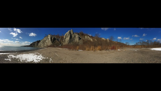 The Scarborough Bluffs : A Canadian...