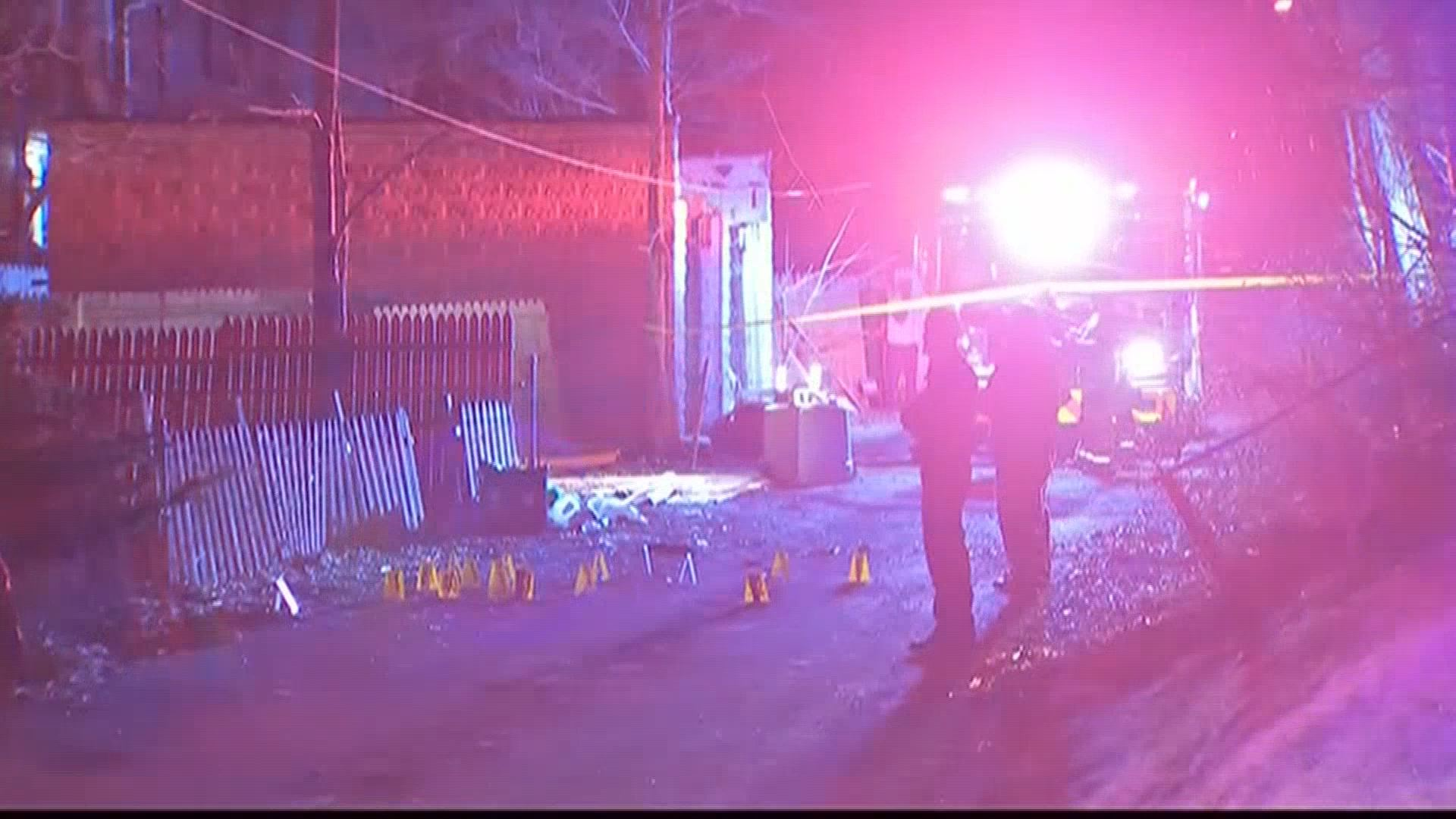 Five People Were Killed And Three Injured In An Ambush Style Shooting At A Backyard Party Late Wednesday Wilkinsburg Working Class Suburb East Of