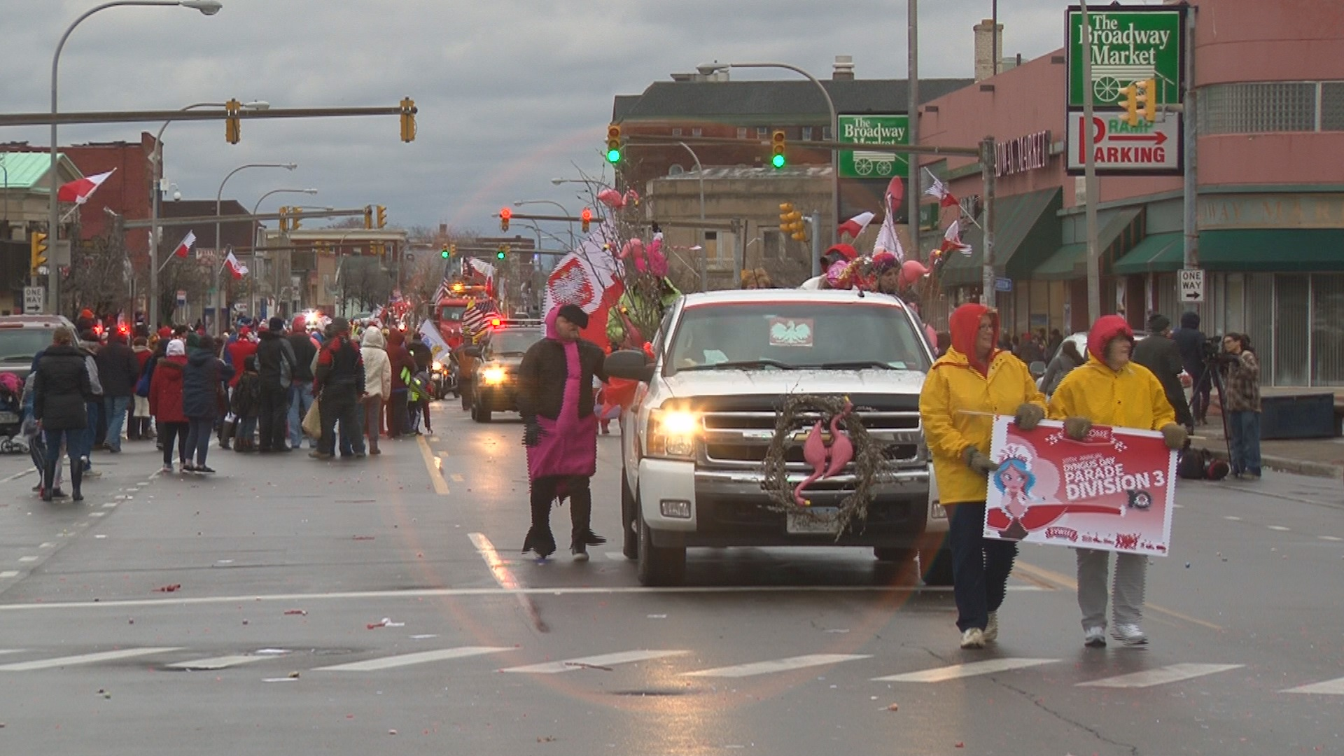 buffalo embraces the quirky traditions of dyngus day