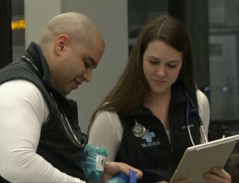 wgrz.com   UB Heals helps Buffalo's homeless population