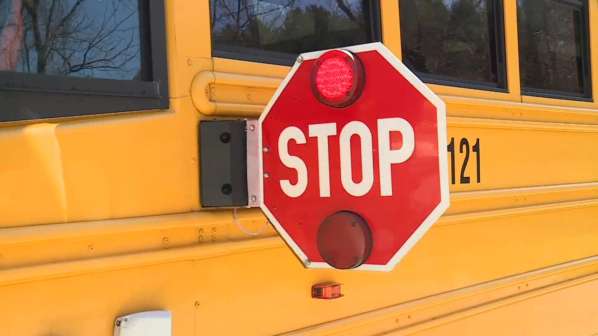 School bus stop arm cameras are in NY budget